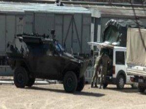 Gaziantep'ten Güneydoğu'ya Zırhlı Araç Sevkiyatı