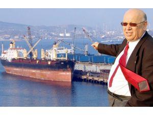 Aliağa Limanları Türkiye'nin En Yoğun İkinci Limanı