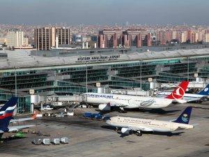Atatürk Havalimanı hizmet kalitesinde de Avrupa`nın zirvesinde