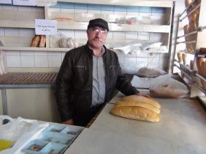 Simav'da ekmeğe zam