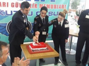 Hava Meydanı Güvenlikçileri Günlerini Kutladı