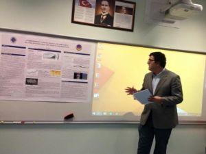 TED Ankara Koleji Öğrencisi Ege Öndeş Coğrafya Ulusal Takımına Seçildi