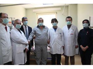 SDÜ Organ Nakil Merkezi Kabuğuna Sığmıyor