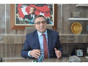 İsmail Ördü, Kredi Kefalet Kooperatifi Yönetimine Adaylığını Açıkladı