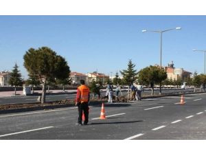 Uçhisar Belediyesi, Yeşil Alan Çalışmalarına Başladı