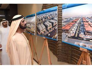 Duabi Emiri el-Maktum, dünyanın en büyük toptan ticaret şehri projesini duyurdu