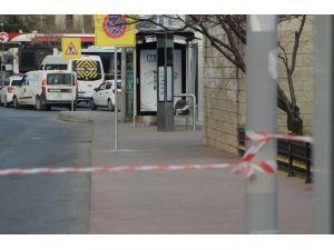 Kabataş Otobüs Durağında Şüpheli Çanta Paniği