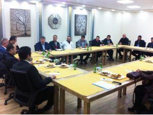 Urge Projesi İstişare Toplantısı Tosya'da Yapıldı