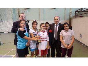 Kuzeykent Ortaokulu, Badminton İl Birincisi Oldu