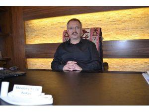 Eğitim Bir-sen Afyonkarahisar Şube Başkanı Abdullah Çelik:
