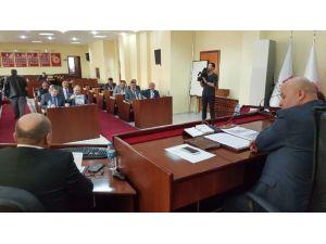 İl Genel Meclisi Mart Ayı Toplantıları Başladı