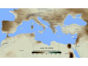 NASA: Türkiye son 900 yılın en kötü kuraklığını yaşıyor