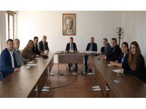 Pasinler Yetim Öksüz Ve İhtiyaçlı Komisyonu Mart Ayı Toplantısını Yaptı