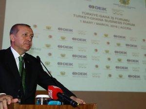 Cumhurbaşkanı Erdoğan: Birkaç küresel aktörün belirleyici olduğu dönem geride kaldı