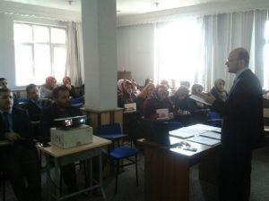 Hakkari Müftülüğü'nde Eğitim Semineri