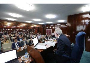 Belediye Meclisi'nin Mart Ayı Toplantısı