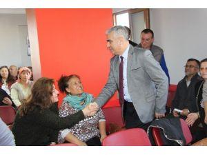 CHP Aydın İl Başkanı İnci'den Didim Örgütüne Ziyaret