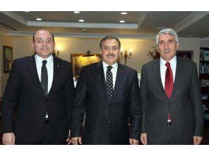 Bakan Veysel Eroğlu'ndan Kütahya'ya Gölet Müjdesi