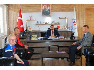 Görme Engelli Eke, Judoda Türkiye Şampiyonu Oldu