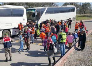 Balıkesir'de jandarma 8 günde 693 kaçak yakaladı