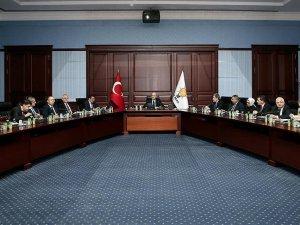 Başbakan Yardımcısı Kurtulmuş milletvekilleriyle bir araya geldi