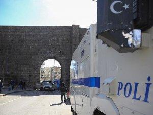 Diyarbakır'da provokasyona karşı önlemler artırıldı
