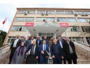AK Parti Saruhanlı Teşkilatından Kılıçdaroğlu'na Suç Duyurusu