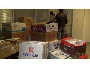 Kars Belediyesi'nden Güneydoğu'da Görev Yapan Güvenlik Güçlerine Destek