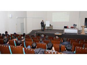 Van'da ''Yapım İşleri Genel Şartnamesi'' Semineri