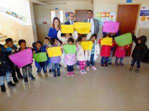 İstanbul'dan Harranlı Miniklere Yardım