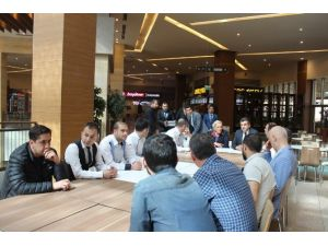 Eyyübiye Belediyesi Turkuaz Bayrak Projesi Tam Hız Devam Ediyor