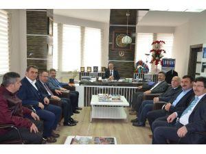 """Başkan Şinasi Gülcüoğlu: """"Bir Gecede Her Şeye Kota Getirildi"""""""