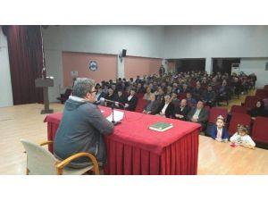 """Afyonkarahisar'da """"Erbakan'ı Anlamak'' İsimli Bir Konferans Düzenlendi"""