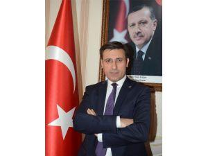 Milletvekili Küçükcan Türkiye'yi Temsil İçin Paris'te