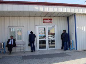 Tosya'da 8 kişi tutuklanma talebi ile mahkemeye sevk edildi