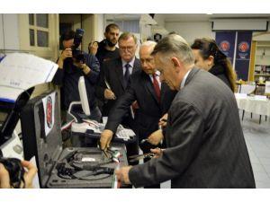 Macaristan'da Ferencváros Belediyesi Kliniği'ne Tıbbi Ekipman Desteği