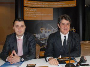 Enerji ve Çevre Fuar Konferansı'na 18 ülkeden firmalar katılacak