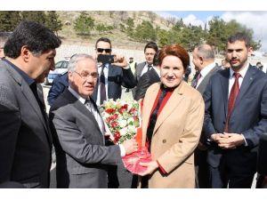 Meral Akşener'e Destek Veren Dinar İlçe Teşkilatı Kapatıldı