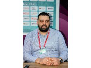 Yalova Group Belediyespor Hakemlerden Dertli