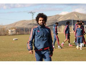 """Sadık Çiftpınar: """"Hedefim Süper Lig'de Oynamak"""""""