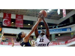 Hatay Büyükşehir Belediyespor: 80 – Fenerbahçe: 85