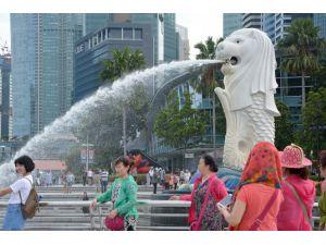 Singapur'un 2015 turizm raporu şaşırttı
