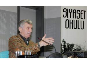 Siyaset Okulunun Konuğu Eski Bakan Osman Pepe Oldu