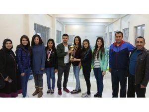 Tut Çok Programlı Anadolu Lisesi Öğrencileri Satrançta Büyük Başarı Elde Etti
