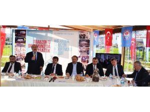 """""""Her Yönüyle Trabzon"""" Etkinlikleri 910 Bin Euro Maliyetle Gerçekleştirildi"""