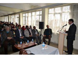 Kulu'da Yargıtay Cumhuriyet Savcısından Öğrencilere Konferans