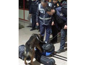 Terminalde Sorgulanan 25 Suriyeli Gaziantep'e Alınmadı