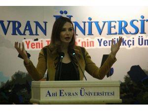 Azerbaycan Milletvekili Paşayeva Kırşehir'de