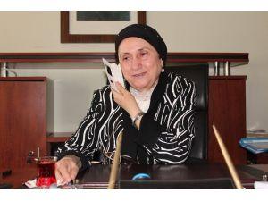 Aydın'ın İlk Kadın Müdüresi Emekli Oldu
