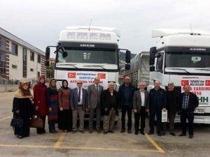 Başkan Mustafa Yenipazar: Yardımlarımız Artarak Devam Edecek